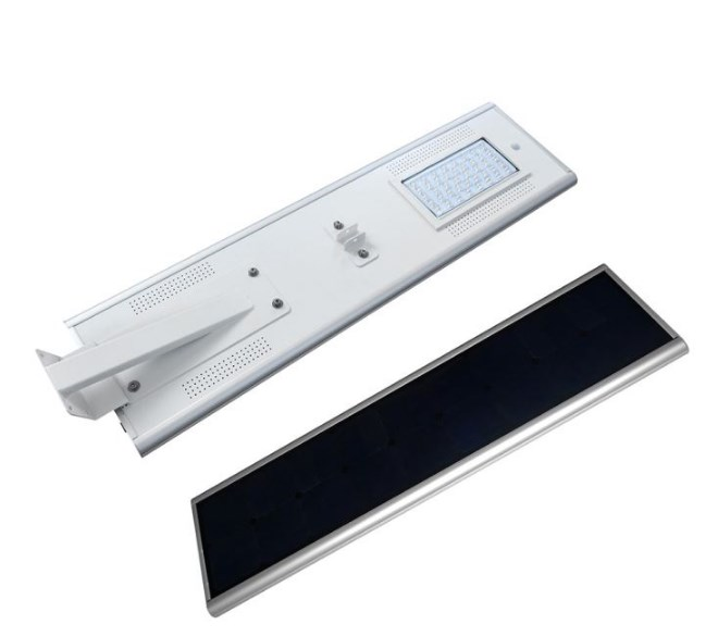 Jual lampu jalan all in one dengan tenaga matahari 40 watt