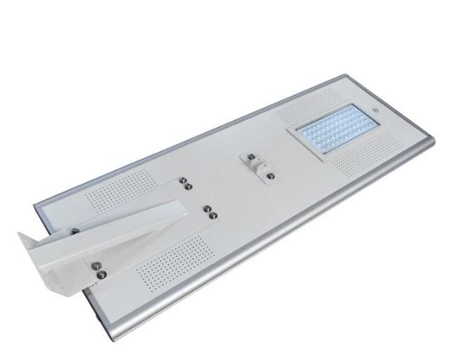 Jual lampu jalan all in one tenaga surya 60 watt surabaya