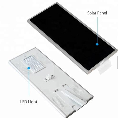 Jual lampu jalan solar cell 70 watt murah
