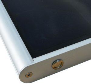 Jual lampu jalan solar cell 90 watt sensor cahaya
