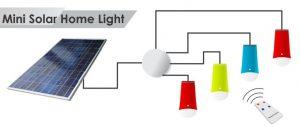 Jual lampu sehen 4 lampu untuk penerangan rumah tanpa listrik
