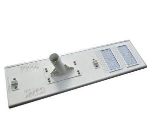 Lampu all in one lampu jalan tenaga matahari 90 watt