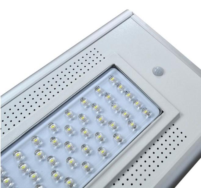 Lampu all in one solar cell 40 watt untuk jalan