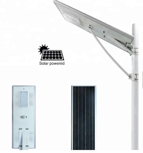 Lampu jalan solar cell 70 watt termurah di surabaya