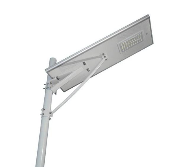 Lampu jalan tenaga surya 50 watt murah